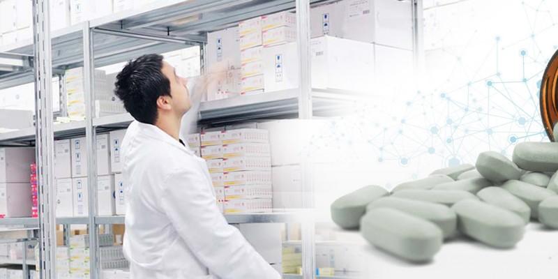 Pharmalink Storage